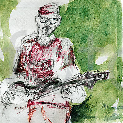 Kultnacht 2010 Urban Sketching
